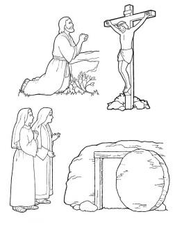 rastignirea si invierea